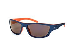 Polaroid PLD 7007/s 9A5 OZ, Sporty Sonnenbrillen, Blau