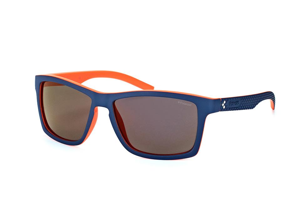PLD 7009/s 9A5 OZ, Square Sonnenbrillen, Blau