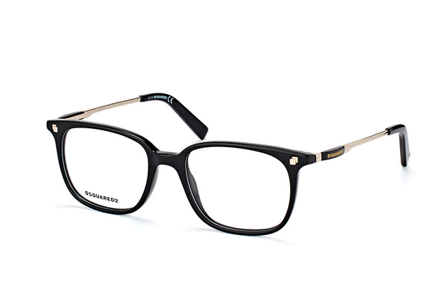 Dsquared2 DQ 5198/V 001 vista en perspectiva