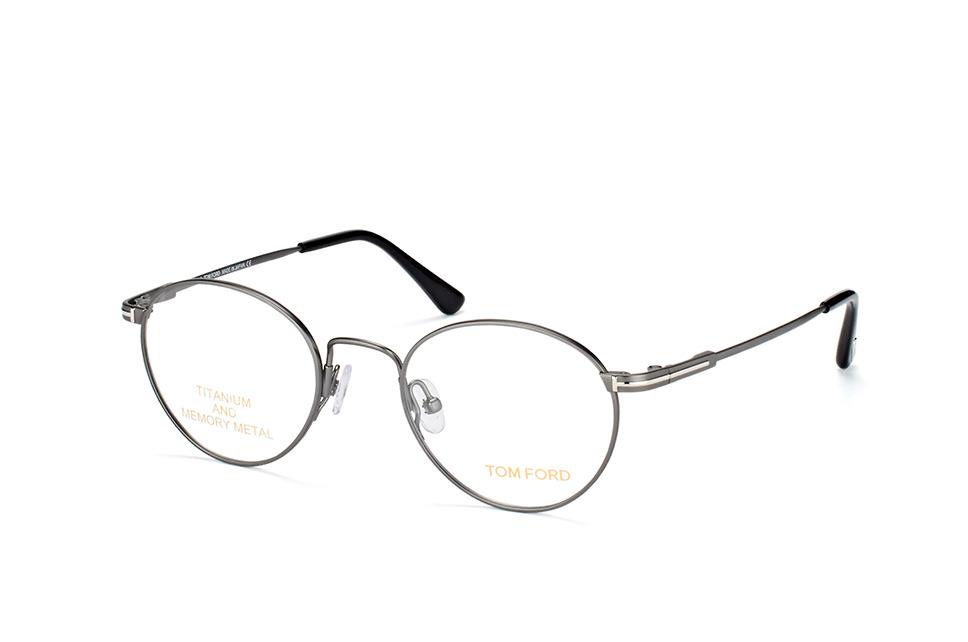 Tom Ford Brille FT5399 001 Korrektionsbrille Herren inkl. Gläsern in Sehstärke hxlgEnSn