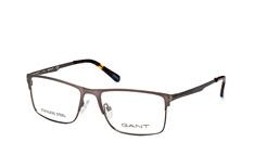 Gant GA 3128/v 009, Square Brillen, Dunkelgrau