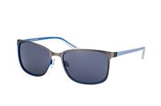 Humphreys 585205 30, Square Sonnenbrillen, Blau