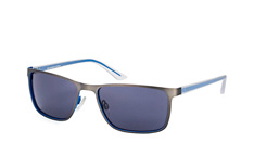 Humphreys 585206 30, Square Sonnenbrillen, Blau