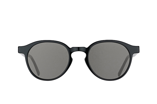 Super by Retrosuperfuture The Iconic Series Black 85L Perspektivenansicht