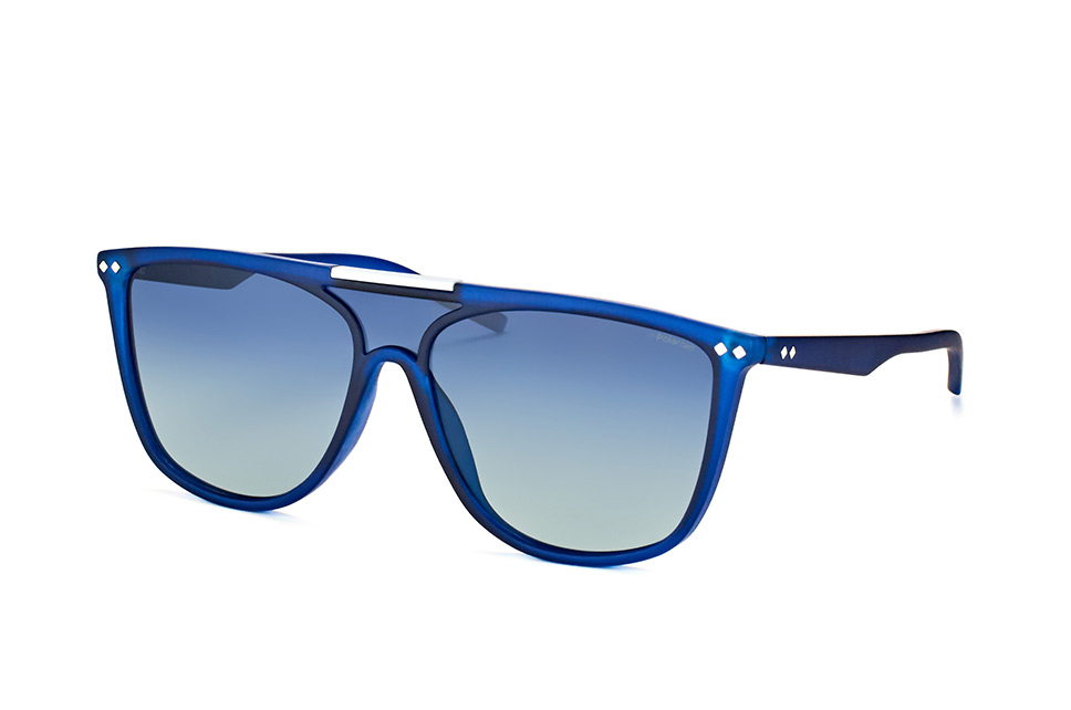 PLD 6024/s TJC Z7, Singlelens Sonnenbrillen, Blau