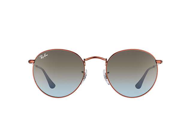 Ray-Ban Round Metal RB 3447 9003/96 perspective view