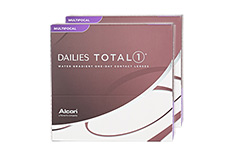 Dailies Total 1 Multifocal 2x90 Tageslinsen, Alcon
