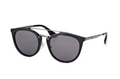 McQ MQ 0037S 003, Aviator Sonnenbrillen, Schwarz
