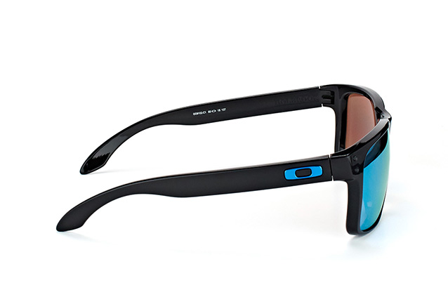 Oakley Holbrook OO 9102 C1 Prizm Deep perspective view