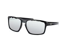 Oakley Sliver OO 9262 42, Sporty Sonnenbrillen, Schwarz
