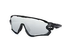 Oakley OO Jaw Breaker 9290 19, Singlelens Sonnenbrillen, Schwarz