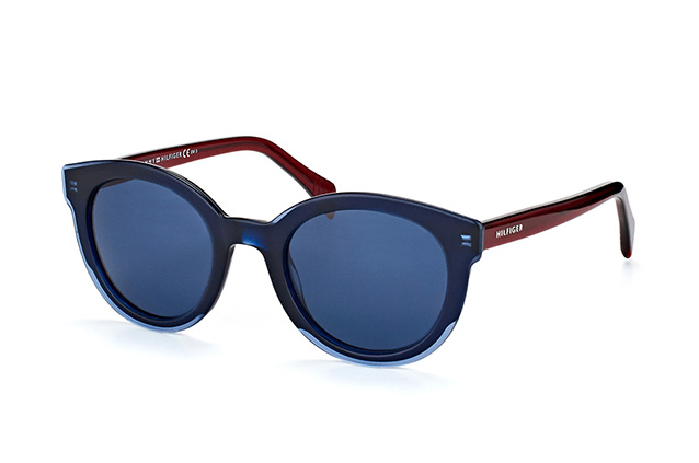 Tommy Hilfiger TH 1447/S L0J KU vista en perspectiva