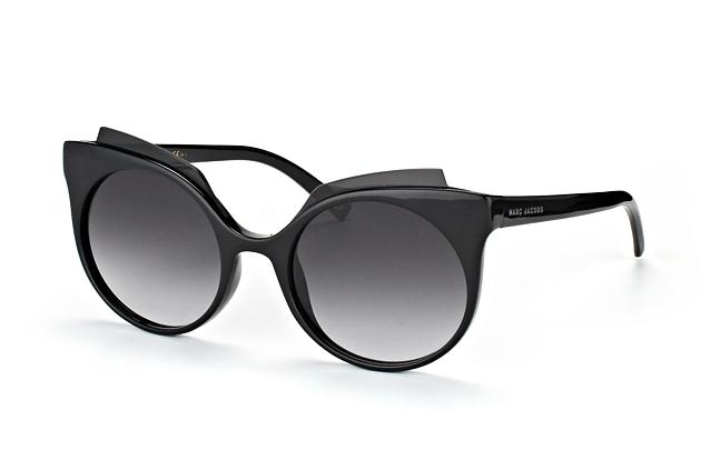 MARC JACOBS Marc Jacobs Damen Sonnenbrille » MARC 105/S«, schwarz, D28/9O - schwarz/grau