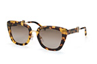 Marc Jacobs Marc 131/S 807 Gold / Havana / Gradient brown perspective view thumbnail