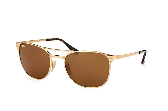 Ray-Ban RB 3429M 001/33 vista en perspectiva