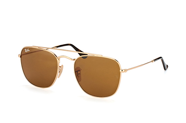 Ray-Ban RB 3557 001/33 vista en perspectiva