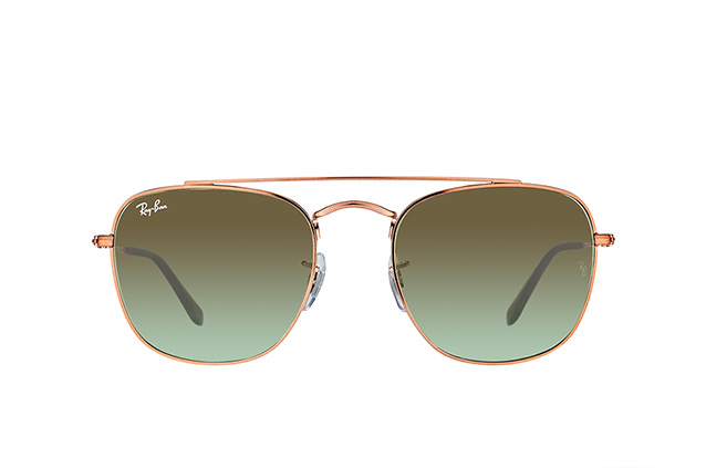 Ray-Ban RB 3557 9002/A6 vista en perspectiva