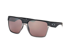 Oakley Two Face XL OO 9350 02, Square Sonnenbrillen, Grau