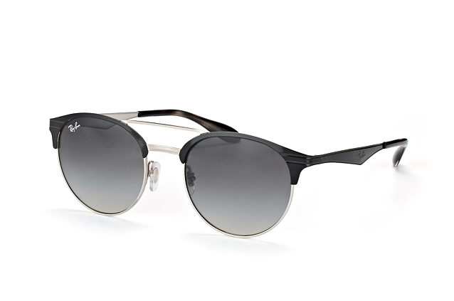 85a1a1b9fc4 ... Sunglasses  Ray-Ban RB 3545 9004 11. null perspective view ...