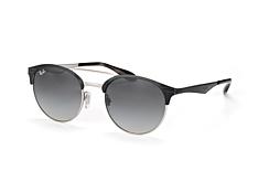 ray-ban-rb-3545-9004-11-browline-sonnenbrillen-schwarz