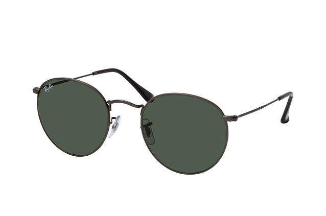 Ray-Ban Round Metal RB 3447 029 large perspective view