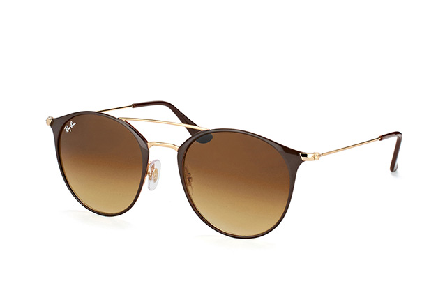 Ray-Ban RB 3546 9009/85 vista en perspectiva