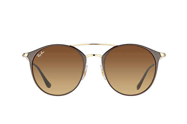Ray-Ban RB 3546 9009/85 perspective view