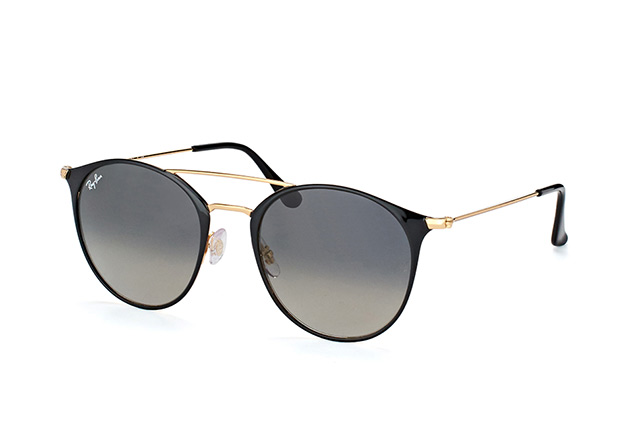 Ray-Ban RB 3546 187/71 large vista en perspectiva