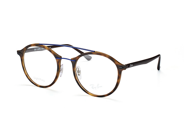 Ray-Ban RX Light Ray 7111 5692 Perspektivenansicht