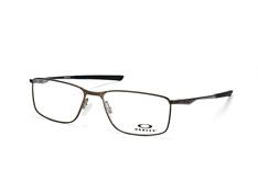 Oakley Socket 5.0 OX 3217 02, Rectangle Brillen, Grau