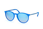 Ray-Ban RB 4274 856/T5 Blue / Gradient brown perspective view thumbnail