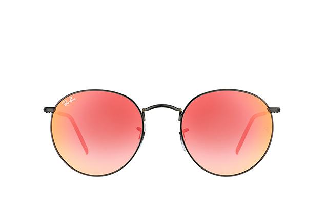 Ray-Ban Round M. RB 3447 002/4W large perspective view