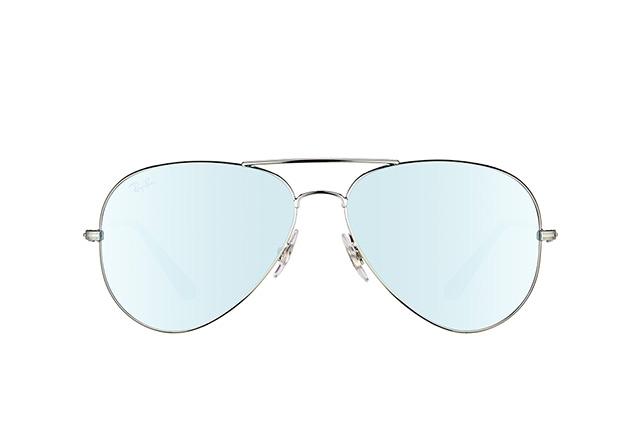 RAY BAN RAY-BAN Sonnenbrille » RB3558«, grau, 004/B8 - grau/grau