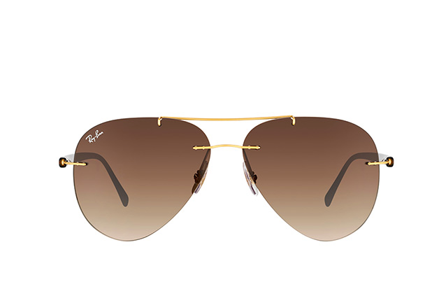 affade1666 ... Sunglasses  Ray-Ban Light Ray RB 8058 157 13. null perspective view   null perspective view  null perspective view