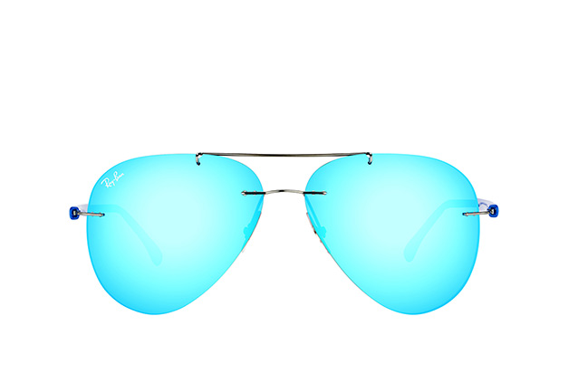 Ray-Ban Light Ray RB 8058 004/55 Perspektivenansicht