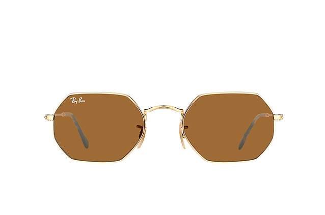 Ray-Ban RB 3556N 001/33 Perspektivenansicht