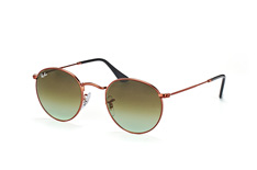 Ray-Ban Round Met RB 3447 9002/A6 sml. liten