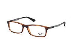 ray-ban-rx-7017-5687-rectangle-brillen-havana