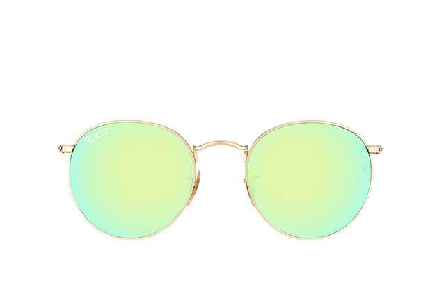 Ray-Ban Round Metal RB 3447 112/P9 L Sneakernews À Vendre AbhKdey