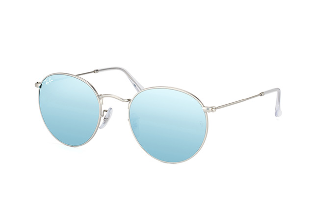 Ray-Ban Round Metal RB 3447 019/30 L perspective view