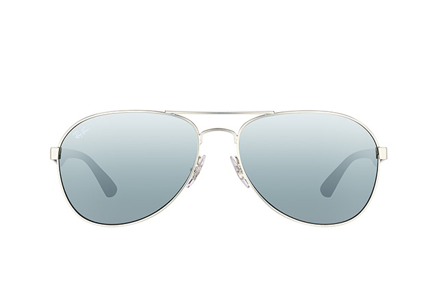 Ray-Ban RB 3549 9012/88 large Perspektivenansicht