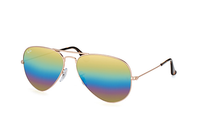 Ray-Ban Aviator large RB 3025 9020/C4 Perspektivenansicht
