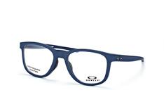 Oakley Cloverleaf MNP OX 8102 03, Square Brillen, Blau