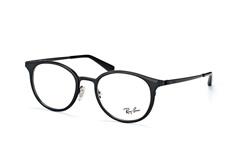ray-ban-rx-6372m-2509-round-brillen-schwarz