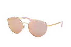 Vogue Eyewear VO 4023-S 50245R, Aviator Sonnenbrillen, Goldfarben