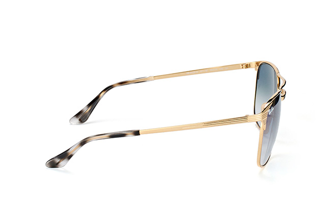 Ray-Ban Signet RB 3429M 001/3F perspective view