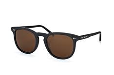 Calvin Klein CK 4321S 115, Round Sonnenbrillen, Schwarz