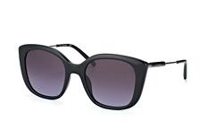 Calvin Klein CK 3200S 001, Butterfly Sonnenbrillen, Schwarz