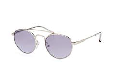Calvin Klein CK 2148S 046, Aviator Sonnenbrillen, Silber