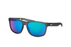Nike Flip R EV 0989 063, Square Sonnenbrillen, Schwarz